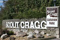 Scout Cragg Holiday Park logo